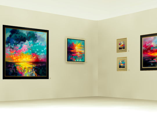Scott Naismith Virtual Exhibition