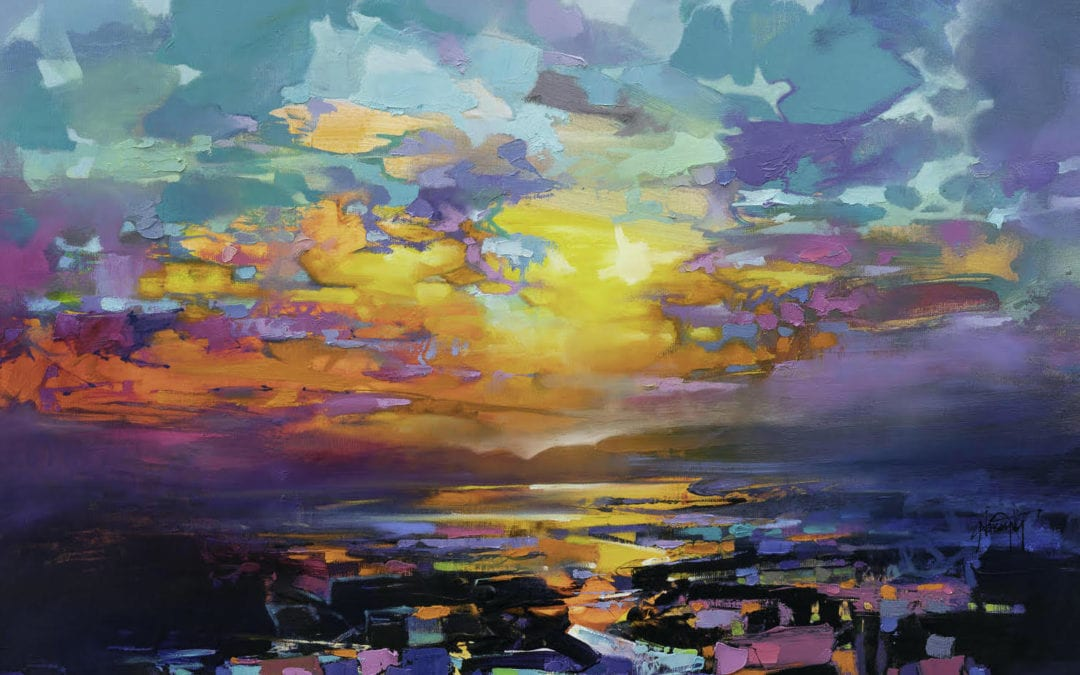 Scott Naismith Solo Show 2020
